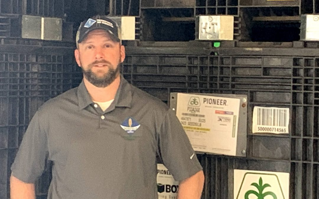 Gibson Named Deerfield Ag Services' Operations/Sales Manager